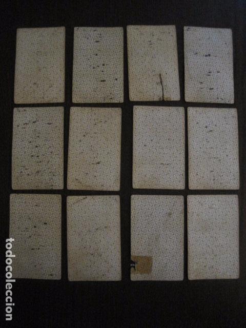 Barajas de cartas: BARAJA TORRAS Y LLEO - BARCELONA - COMPLETA 48 CARTAS - VER FOTOS - (V-12.854) - Foto 12 - 105191299