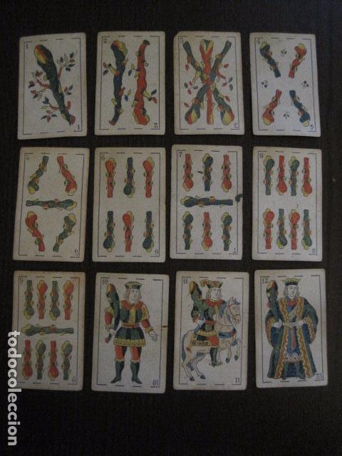 Barajas de cartas: BARAJA TORRAS Y LLEO - BARCELONA - COMPLETA 48 CARTAS - VER FOTOS - (V-12.854) - Foto 15 - 105191299