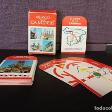 Barajas de cartas: BARAJA EL JUEGO DE LOS CAMINOS EDICIONES RECREATIVAS. Lote 105255987