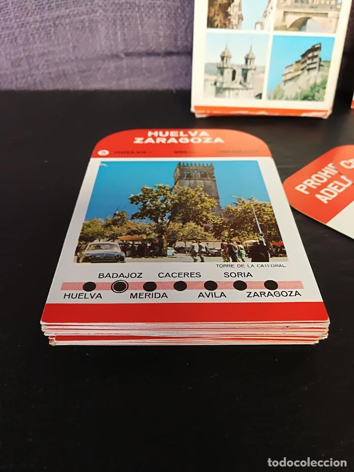 Barajas de cartas: BARAJA EL JUEGO DE LOS CAMINOS EDICIONES RECREATIVAS - Foto 2 - 105255987