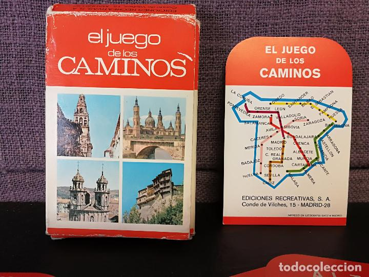 Barajas de cartas: BARAJA EL JUEGO DE LOS CAMINOS EDICIONES RECREATIVAS - Foto 4 - 105255987