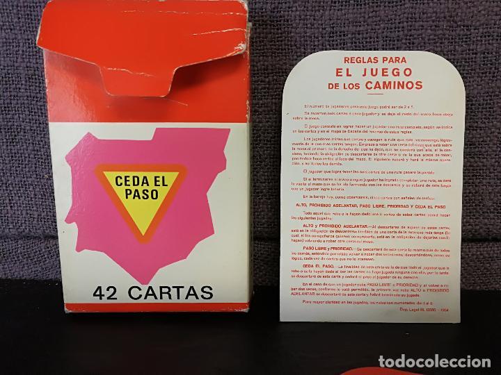 Barajas de cartas: BARAJA EL JUEGO DE LOS CAMINOS EDICIONES RECREATIVAS - Foto 5 - 105255987