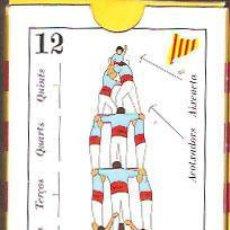 Barajas de cartas: BARAJA * LA BARRETINA * LES CARTES CATALANES - CARTAS SIN DESPRECINTAR. Lote 195488725