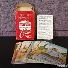 Barajas de cartas: BARAJA MARILIN LA PERRITA MÁS LISTA DEL MUNDO. Lote 105335607