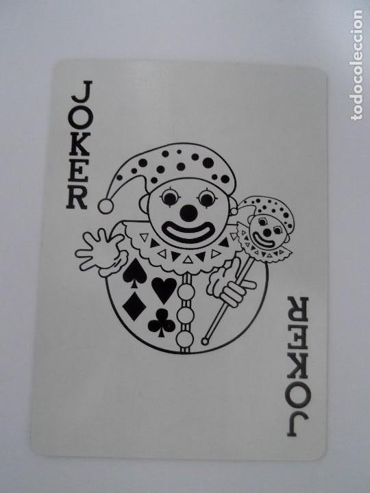 Barajas de cartas: BARAJA DE CARTAS DE PORTUGAL - 54 CARTAS POQUER - NAIPES POKER - Foto 2 - 105417163