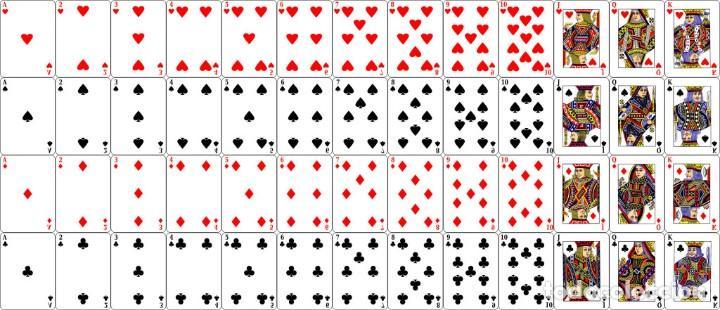 Barajas de cartas: BARAJA DE CARTAS DE PORTUGAL - 54 CARTAS POQUER - NAIPES POKER - Foto 3 - 105417163
