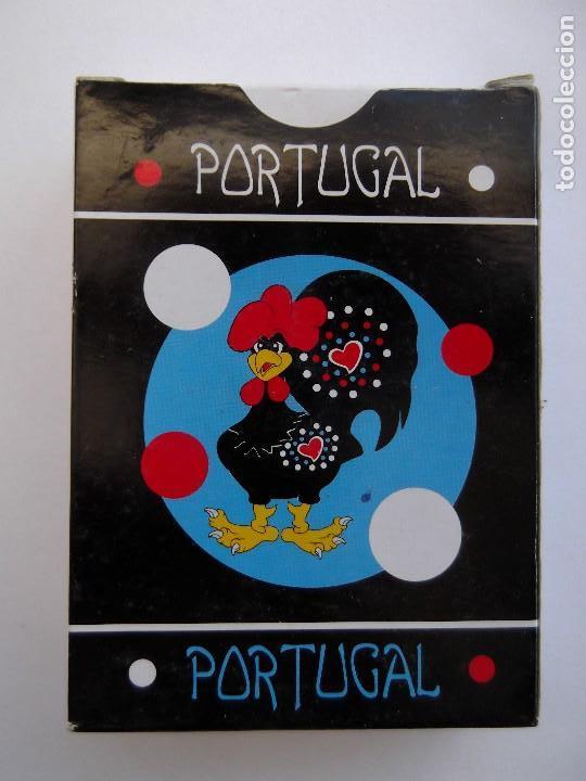 Barajas de cartas: BARAJA DE CARTAS DE PORTUGAL - 54 CARTAS POQUER - NAIPES POKER - Foto 4 - 105417163