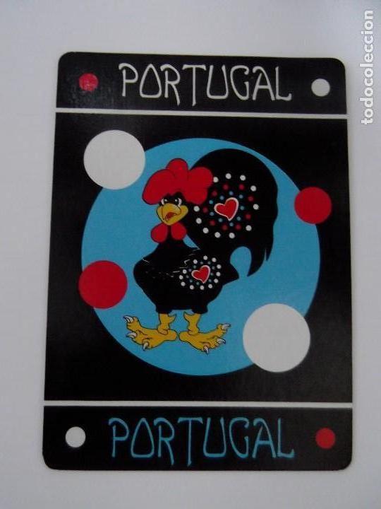 BARAJA DE CARTAS DE PORTUGAL - 54 CARTAS POQUER - NAIPES POKER (Juguetes y Juegos - Cartas y Naipes - Otras Barajas)