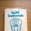 Barajas de cartas: BARAJA DE CARTAS , NAIPES TAMBORRADA DE SAN SEBASTIAN. PAIS VASCO. Lote 105433523