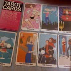 Barajas de cartas: TAROT MODERNO DE LA REVISTA WOMAN 22 CARTAS. Lote 105475235