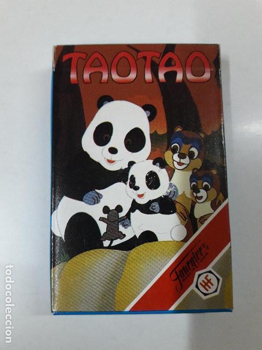 BARAJA INFANTIL TAOTAO . REALIZADA POR FOURNIER . AÑOS 80 (Juguetes y Juegos - Cartas y Naipes - Barajas Infantiles)
