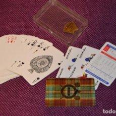 Barajas de cartas: PRECIOSA BARAJA DE CARTAS - WADDINGTONS PLAYING CARDS - ANDERSON - MADE IN ENGLAND - HAZ OFERTA. Lote 105847771