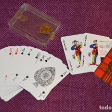 Barajas de cartas: PRECIOSA BARAJA DE CARTAS - WADDINGTONS PLAYING CARDS - MCGREGOR - MADE IN ENGLAND - HAZ OFERTA. Lote 105847827
