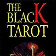 Barajas de cartas: THE BLACK TAROT. Lote 105938291
