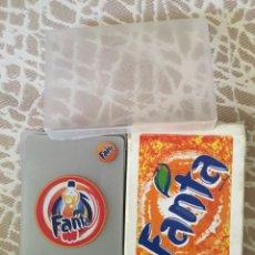 Barajas de cartas: DOS BARAJAS DE CARTAS DE FANTA . Lote 105979259