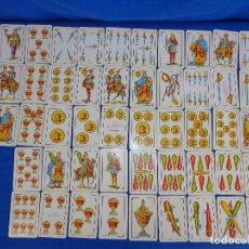 Barajas de cartas: BARAJA - JUEGO DE CARTAS J&B HERACIO FOURNIER VITORIA, CONTIENE 48 CARTAS FALTAN 2 CARTAS ! SM. Lote 106497503