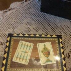 Barajas de cartas: JUEGO CARTAS HERACLIO FOURNIER 1961 ESTUCHE TARACEA 2 BARAJAS. Lote 106626515