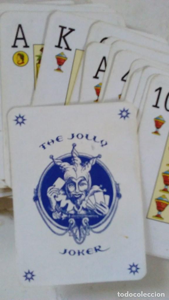 Barajas de cartas: Baraja de cartas Mas Reynals. Completa mas un joker - Foto 3 - 106998071