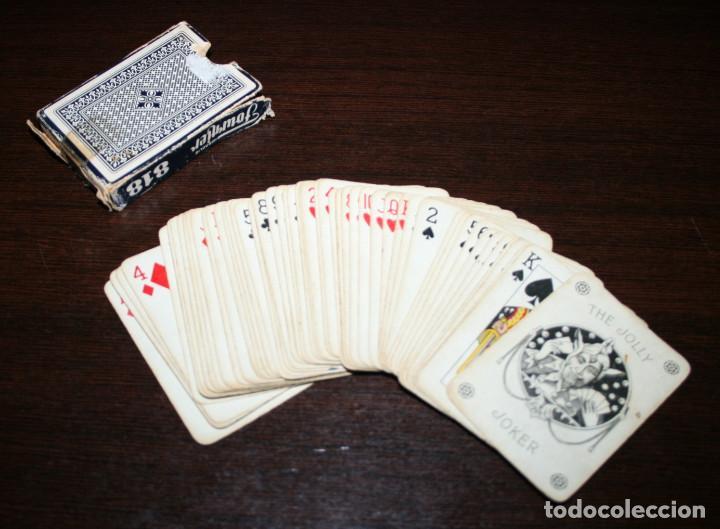 ANTIGUA BARAJA HIJOS DE HERACLIO FOURNIER (Juguetes y Juegos - Cartas y Naipes - Barajas de Póker)