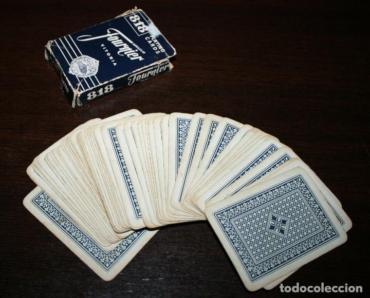 Barajas de cartas: ANTIGUA BARAJA HIJOS DE HERACLIO FOURNIER - Foto 2 - 107176315