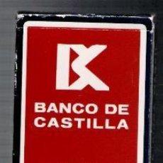 Barajas de cartas: BARAJA NAIPE ESPAÑOL, FOURNIER, BANCO DE CASTILLA. Lote 107211831