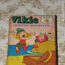 Barajas de cartas: BARAJA DE CARTAS VIKIE EL VIKINGO/ COMPLETA / 1975. Lote 107234563