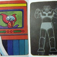 Barajas de cartas: CARTA SUELTA MAZINGER Z DE TOSTADEROS JEM 1978 . Lote 107244259