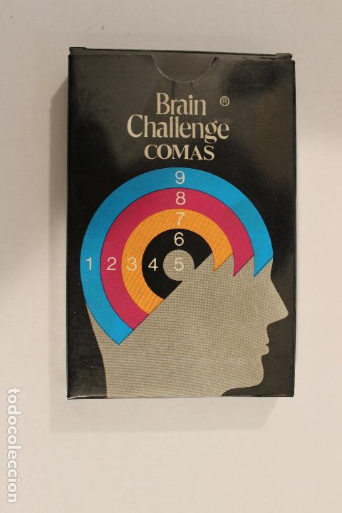 BARAJA INFANTIL BRAIN CHALLENGE - NAIPES COMAS (Juguetes y Juegos - Cartas y Naipes - Barajas Infantiles)