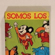 Jeux de cartes: BARAJA INFANTIL SOMOS LOS TERRYTOONS. Lote 107617431
