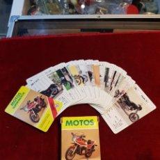 Jeux de cartes: BARAJA FOURNIER MOTOS SUPER MOTOS. Lote 107747375