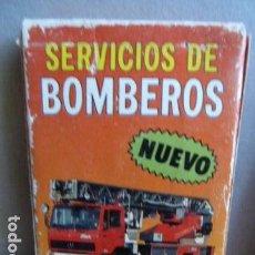 Barajas de cartas: SERVICIO DE BOMBEROS .DE FOURNIER . Lote 107831715