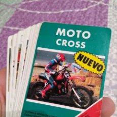 Barajas de cartas: BARAJA DE CARTAS FOURNIER MOTO CROSS . Lote 107857167