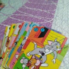 Barajas de cartas: BARAJA DE CARTAS FOURNIER TOM & JERRY . Lote 107857559