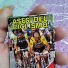 Barajas de cartas: BARAJA DE CARTAS FOURNIER ASES DEL CICLISMO . Lote 107857911