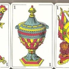 Barajas de cartas: BARAJA, NAIPE ESPAÑOL, 40 NAIPES, HERON-FRANCE. Lote 107937627