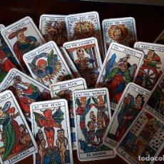 Barajas de cartas: BARAJA DE TAROT DE EL JUEVES. Lote 107979603