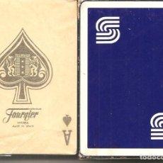 Barajas de cartas: BARAJA, POKER, BANCO SABADELL, FOURNIER, NUEVA, PRECINTADA. Lote 108277287