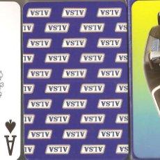 Barajas de cartas: BARAJA, POKER, ALSA, NUEVA, SIN PRECINTAR. Lote 108277355