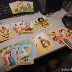 Barajas de cartas: CURIOSA BARAJA INFANTIL DONDE SALE LOLA FLORES. Lote 134930122