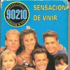 Barajas de cartas: BARAJA INFANTIL, SENSACIÓN DE VIVIR, FOURNIER, 1991. Lote 108541207