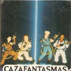 Barajas de cartas: BARAJA INFANTIL, CAZAFANTASMAS, FOURNIER, NUEVA, PRECINTADA. Lote 108800371