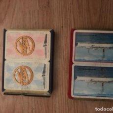 Barajas de cartas: ANTIGUA-BARAJA-CARTAS-MARCONI-FOURNIER REGALO LA OTRA. Lote 109014475
