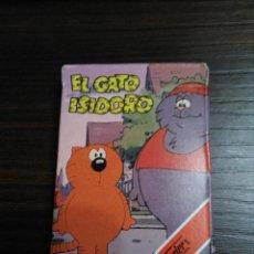 Barajas de cartas: BARAJA DE CARTAS EL GATO ISIDORO HERACLIO FOURNIER. Lote 109112183