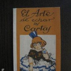 Barajas de cartas: CHOCOLATES NELIA - ARTE ECHAR CARTAS - LIBRITO PROMOCIONAL DE SU BARAJA -VER FOTOS-(V-13.208). Lote 109287207