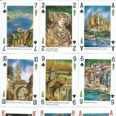 Barajas de cartas: BARAJA ESPECIAL ESPAÑA 200 ANIVER.COMAS-AÑO 1997. Lote 251703230