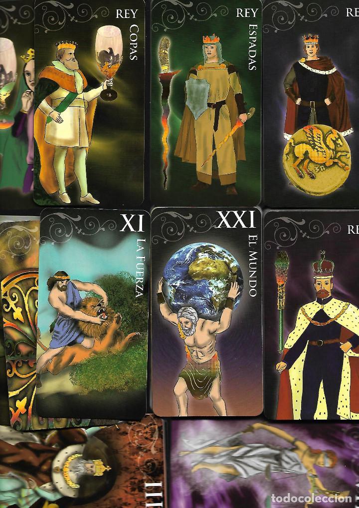 PRECIOSA BARAJA EXCLUSIVA DE TAROT BARAJA LIBRO Y CAJA (Juguetes y Juegos - Cartas y Naipes - Barajas Tarot)