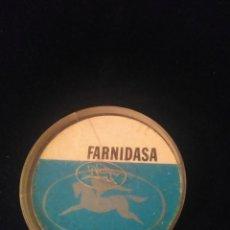 Barajas de cartas: BARAJA DE CARTAS REDONDA, FARNIDASA. FOURNIER. 40 CASRTAS.. Lote 109465067