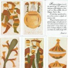 Barajas de cartas: BARAJA ESPAÑOLA JOAN SANTILLANA-FOURNIER-AÑO 1987. Lote 114914260