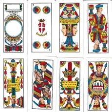 Barajas de cartas: BARAJAS DE TREVISANE Y MILANESI DE DAL NEGRO. Lote 110047579