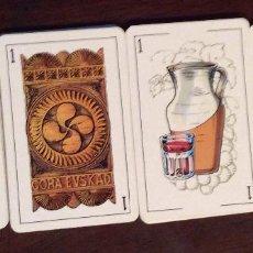 Barajas de cartas: BARAJA DE CARTAS,BILBO AURRESKI KUTXA- CAJA DE AHORROS MUNICIPAL DE BILBAO 1979. Lote 110094819